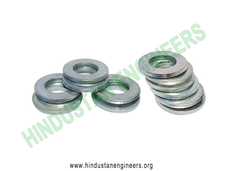 MS Flat Washers manufacturers exporters suppliers in India
