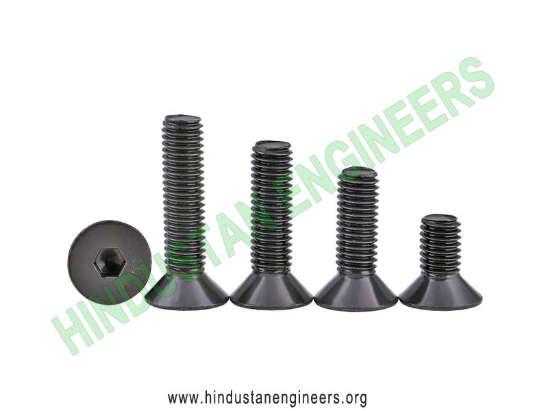 CSK Bolts manufacturers exporters suppliers in India
