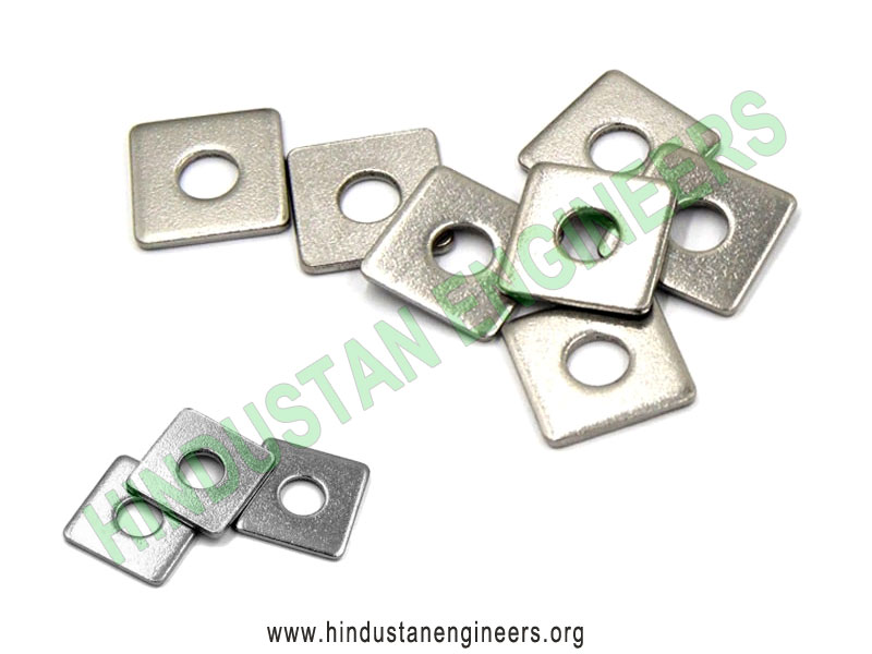 Square Washers manufacturers exporters suppliers in India