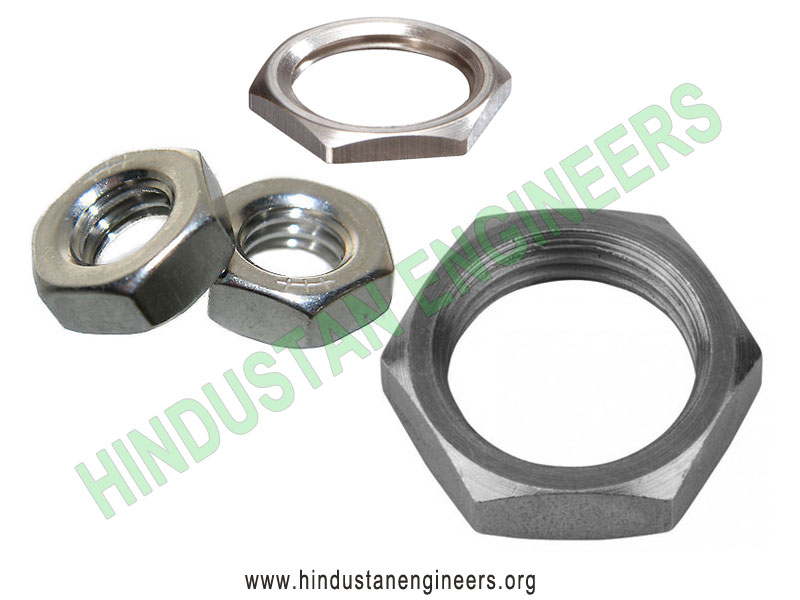 Check Nut manufacturers exporters suppliers in India