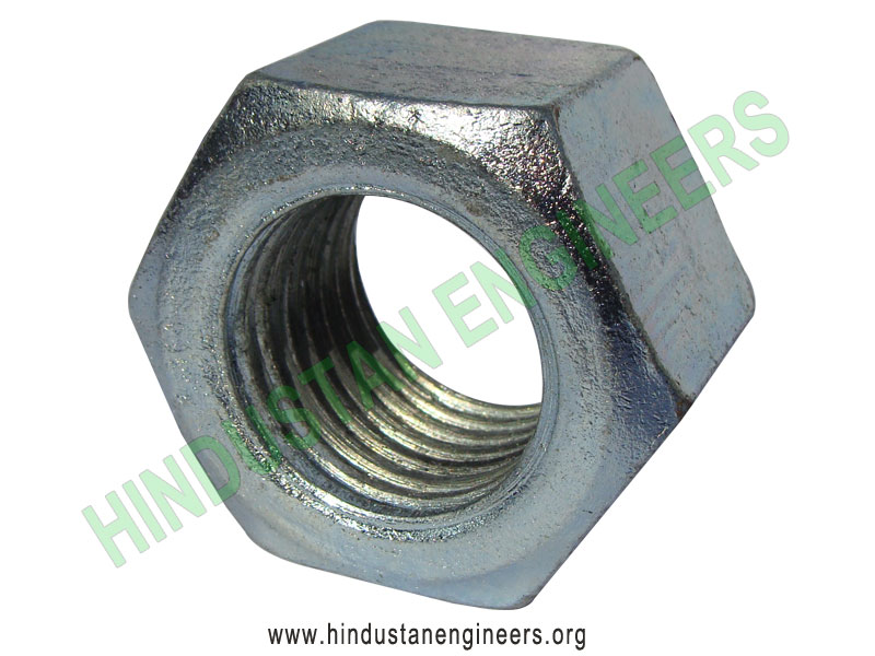 Hex Head Nuts manufacturers exporters suppliers in India