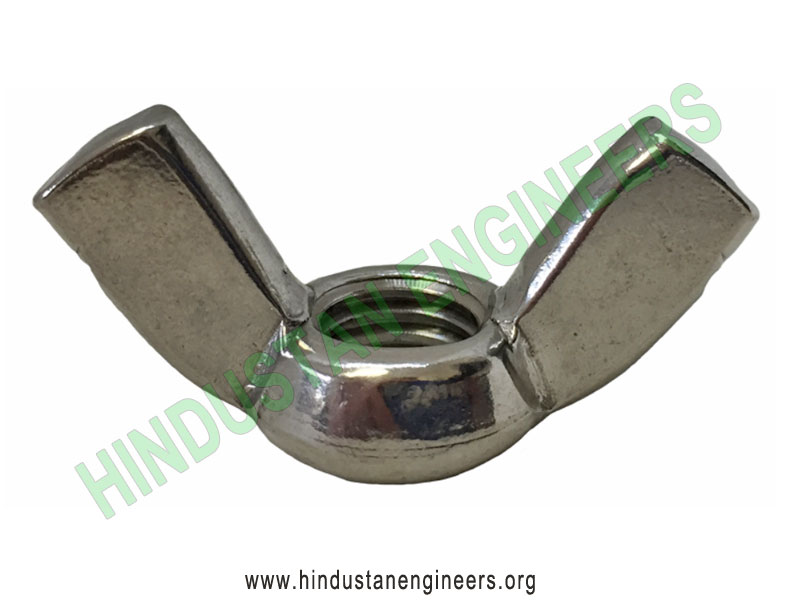 Wing Nut manufacturers exporters suppliers in India