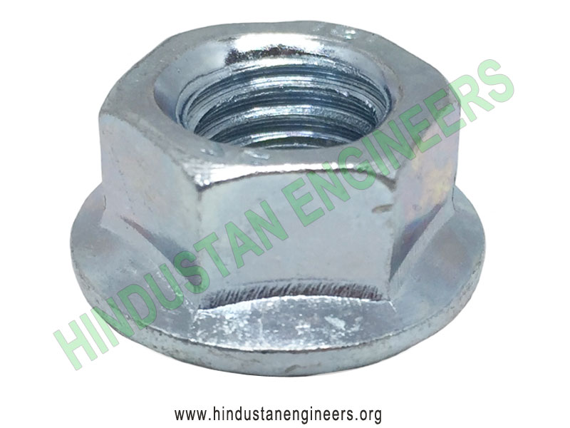 Serrated Flange Nutt manufacturers exporters suppliers in India